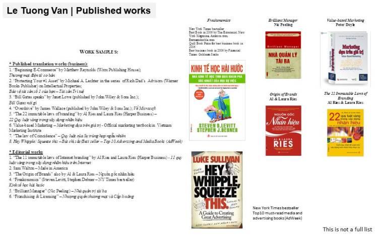 le-tuong-van-publish-work-books